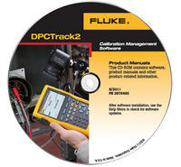 Software Fluke 750 SW DPC/TRACK2