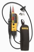 Fluke T110/VDE - zkoušečka napětí a pouzdro Fluke C150