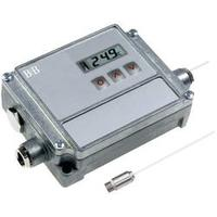 Infračervený teploměr B & B Thermo-Technik DM 201 D, Optika 22:1, -40 do +900 °C, Kalibrováno dle ISO