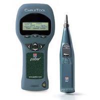 Kabeltester s TDR měřením + Cable Tracker Probe CT15 Psiber Data, 226009
