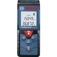 Laserový měřič vzdálenosti Bosch Professional GLM 40 0601072900, max. rozsah 40 m