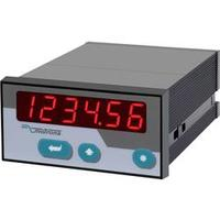 Motrona DX348 DX348, AC: 115 / 230 V AC ( + /- 12,5 %) · DC: 24 V DC (17 až 30 V DC)