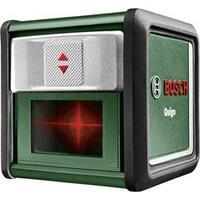 Optický nivelační přístroj Bosch Home and Garden Quigo III, dosah (max.): 10 m, samonivelační, kalibrace dle podnikového standardu