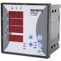 Panelový programovatelný multimetr Entes, EPM-04-96