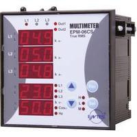 Panelový programovatelný multimetr Entes, EPM-06CS-96