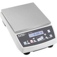 Počítací váha Kern Max. váživost 2 kg, Rozlišení 0.01 g, stříbrná