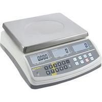 Počítací váha Kern Max. váživost 6 kg Rozlišení 0.1 g stříbrná