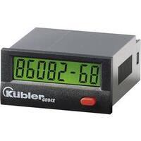 Počítadlo provozních hodin Kübler Codix 134 HB, PNP 4 - 30 V/DC