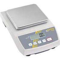 Přesná váha Kern PCB 2000-1+C PCB 2000-1+C, rozlišení 0.1 g, max. váživost 2 kg, Kalibrováno dle DAkkS