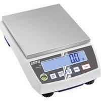 Přesná váha Kern PCB 6000-0 PCB 6000-0, rozlišení 1 g, max. váživost 6 kg, Kalibrováno dle ISO