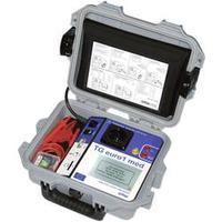 Přístrojový tester GMW TG euro 1 med DIN EN 62638/VDE 0701-0702, EN 62353/VDE 0751-1 (typ B, BF, CF) Kalibrováno dle ISO