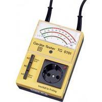 Přístrojový tester , instalační tester GMW TG 0701 DIN EN 61010, část 1 / VDE 0411, část 1 Kalibrováno dle DAkkS