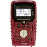 Přístrojový tester Testboy TV 445 DIN VDE 0100-600, ÖVE E8001, NIN/NIV Kalibrováno dle ISO
