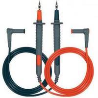 Sada bezpečnostních měřicích vodičů Beha Amprobe 1307D [zkušební hroty - 4 mm zástrčka] 1 m, černá, červená