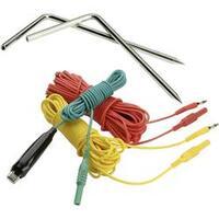 Sada pro měření uzemnění (kabely 3 m, 5 m, 15 m, 2 zemnící hroty) Megger 1001-810