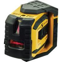 Samonivelační bodový laser Stabila LAX 300, dosah (max.): 20 m, Kalibrováno dle: bez certifikátu