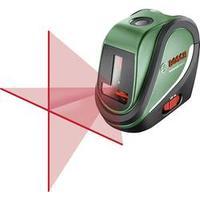 Samonivelační křížový laser Bosch Home and Garden UniversalLevel 2 Basic, dosah (max.): 10 m, Kalibrováno dle: bez certifikátu