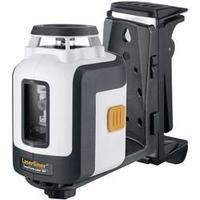 Samonivelační křížový laser Laserliner SmartLine-Laser 360° Plus Set, dosah (max.): 30 m, Kalibrováno dle: bez certifikátu