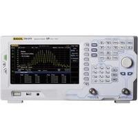 Spektrální analyzátor Rigol DSA815, 9 kHz - 1,5 GHz GHz, Šířky pásma (RBW) 100 Hz - 1 MHz, Kalibrováno dle vlastní