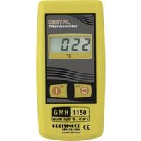 Teploměr Greisinger GMH 1150 604208, -50 až +1150 °C, typ senzoru K, Kalibrováno dle: podnikový standard (bez certifikátu) (own)