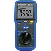 Tester izolací Metrix MX407