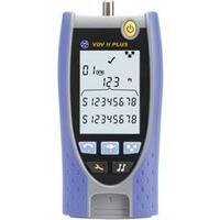 Tester pro instalaci datových, zvukových a video kabelů IDEAL Networks VDV II PLUS, R158002
