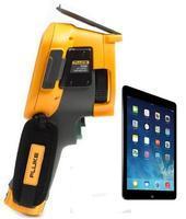 FLUKE Ti300 termokamera + zdarma iPad Mini