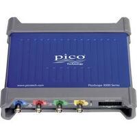 USB osciloskop pico 3404D MSO, 70 MHz, 20kanálový, s pamětí (DSO), mixovaný signál (MSO), generátor funkcí