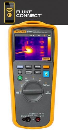 FLUKE 279 FC termokamera a multimetr - 1