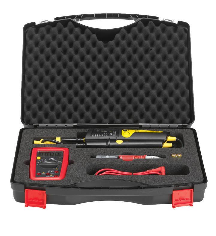 Výhodný set Beha Amprobe AMPRB-KIT-ELEC-4 Promo Kit - 1