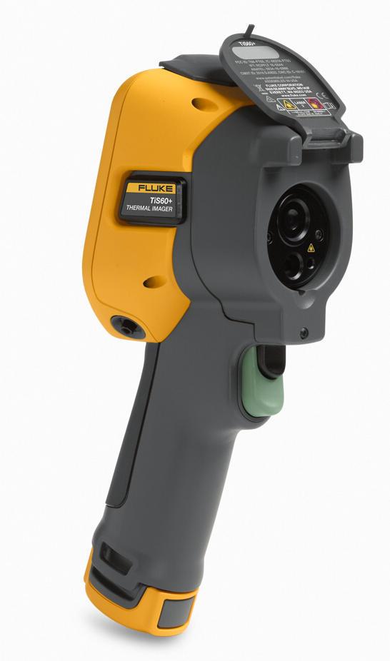 Fluke TiS60+ - termokamera - 1