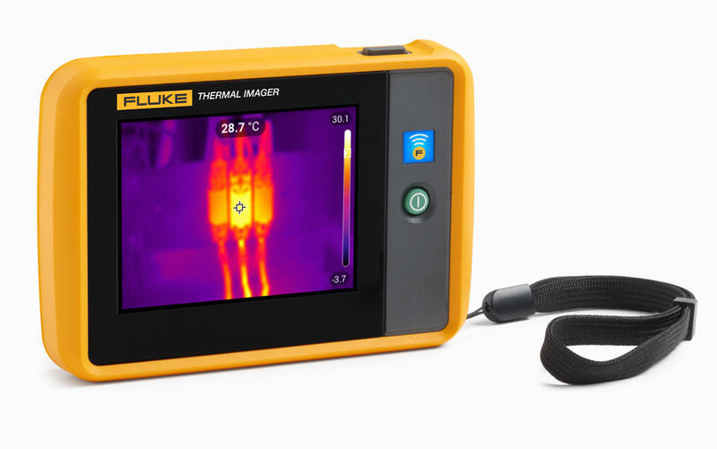 Fluke PTi120 - kapesní termokamera - 1