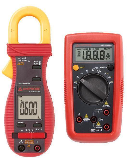 Výhodný set multimetrů Beha Amprobe ACD-10 Plus Kit - 1