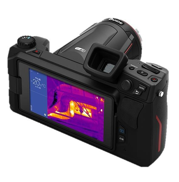 Termokamera EUNIR Guide C400 - 1