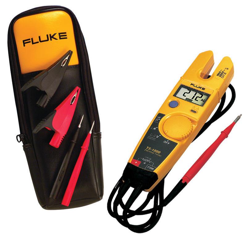 Tester Fluke T5-1000 + sada Fluke T5-KIT - 1