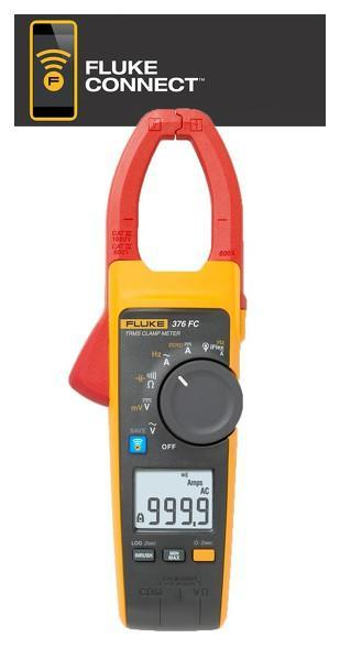 Klešťový multimetr Fluke 376 FC (true-RMS) - 1