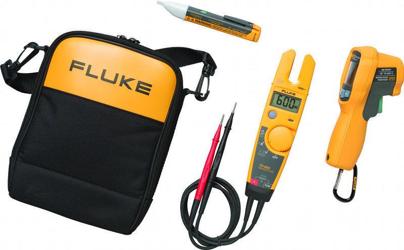 Výhodná sada měřicích přístrojů Fluke 62 MAX Plus + Fluke T5-600 + Fluke 1AC II
