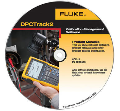 Software Fluke 750 SW DPC/TRACK2 - 1
