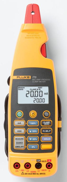 Fluke 773 - klešťový procesní miliampérmetr - 1