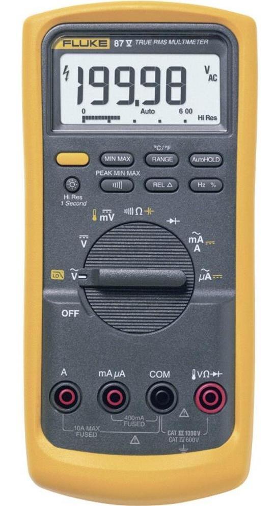 Fluke 87V/EUR - digitální multimetr