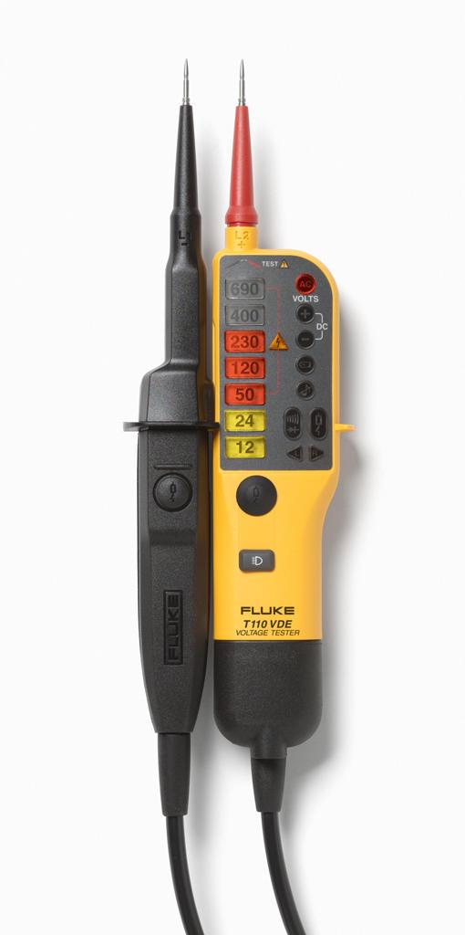 Fluke T110/VDE - zkoušečka napětí - 1