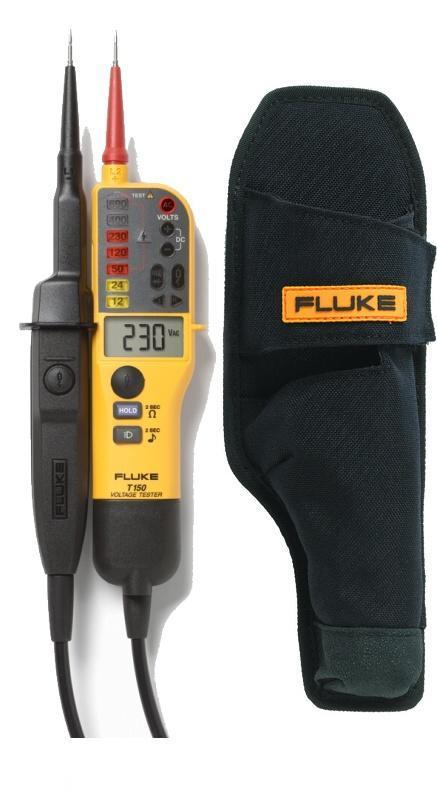 Zkoušečka Fluke T150 + pouzdro na opasek Fluke H15