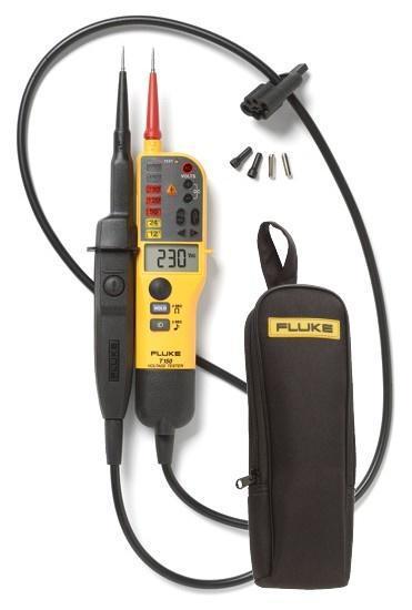 Fluke T150 - zkoušečka napětí a pouzdro Fluke C150 - 1