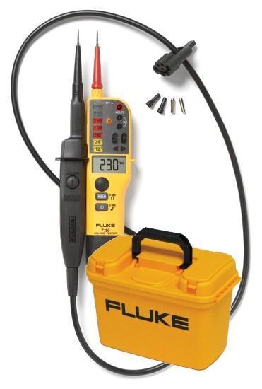 Fluke T150 - zkoušečka napětí a kufr Fluke C1600 - 1