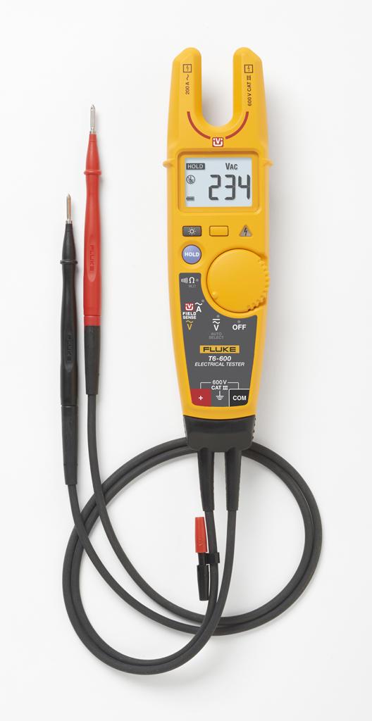 Fluke T6-600/EU - zkoušečka napětí a proudu - 1