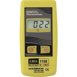 Teploměr Greisinger GMH 1150 604208, -50 až +1150 °C, typ senzoru K, Kalibrováno dle: bez certifikátu