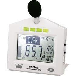 Hlukoměr s monitorem Extech SL130W, 31,5 - 8000 Hz - 2
