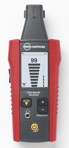 Ultrazvukový detektor netěsností Beha Amprobe ULD-420-EUR - 2