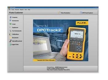 Software Fluke 750 SW DPC/TRACK2 - 2