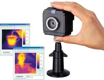 Stacionární termokamera CHINO série TP - 2